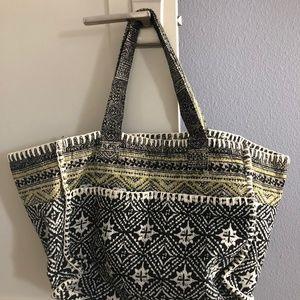Cleobella weekender/tote bag